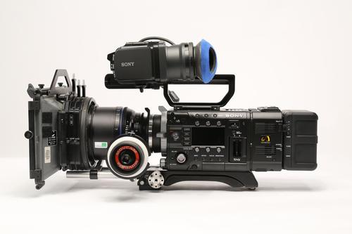 索尼F55摄像机